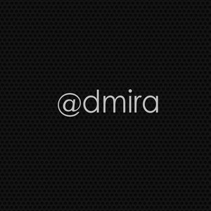 welcome to @dmira