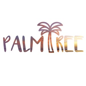 welcome to Palm Tree